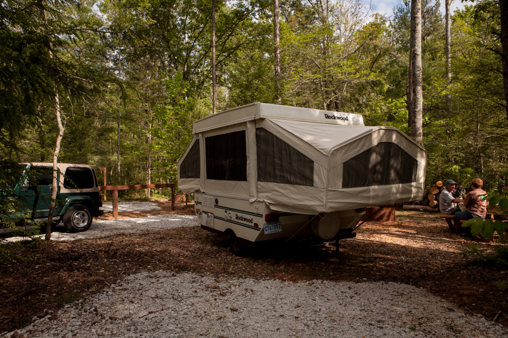 Chattooga Sounds Drive-In Camp Site